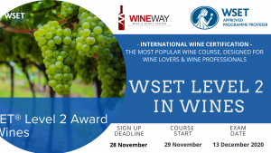4 PLACES wset Level 3 in wines